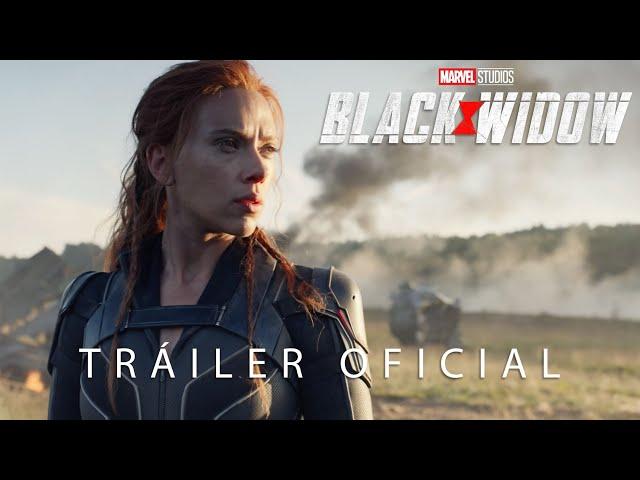 Black Widow de Marvel Studios  – Tráiler oficial #1 (Subtitulado)
