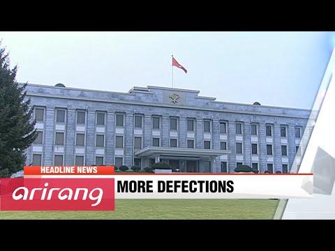 NEWSCENTER 22:00 Instability in N. Korean regime triggers N. Korean elites to defect: Experts
