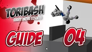 Уроки Toribash #04 | Паркур. Сальто вперед