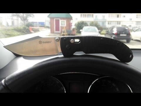 Нож Ganzo G711 - нож моей мечты