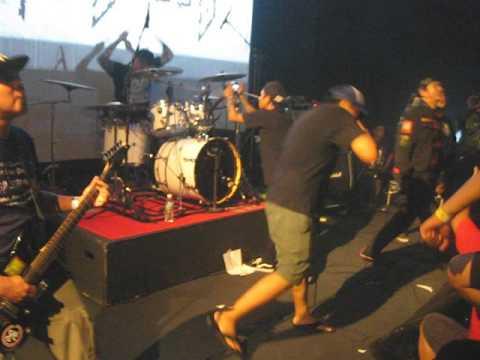 KL METALCAMP 2016, Kuala Lumpur, Malaysia , NOXA (indonesia grindcore)