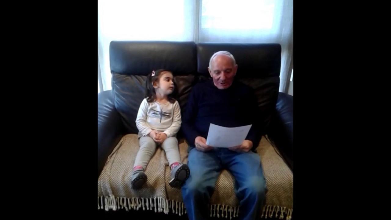 Poema De Gloria Fuertes Todo Está En Su Sitio Lido Polo Avó De Noa