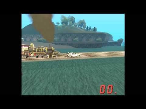 Time Train in GTA: San Andreas(Video 2)