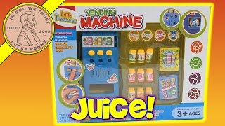 Mini Kids Toy Vending Machine With Lights & Sounds!