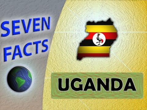 7 Facts about Uganda