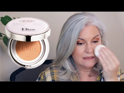 DIOR DreamSkin Cushion On The Go Skincare Sunscreen and Makeup