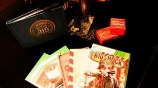unBOXing - BioShock: Infinite - Ultimate Songbird Edition