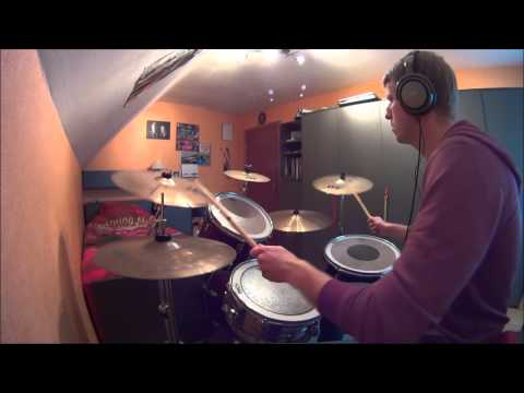 Underoath - When The Sun Sleeps (drum cover)