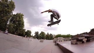 Compadres skateboarding movie - pt. 6 - Arturas Jendovickis