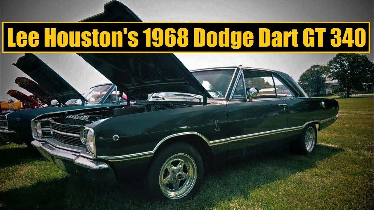 Story of Lee Houston's Racing Green 1968 Dodge Dart GT 340