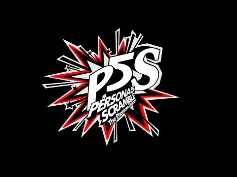 Persona 5 Scramble: The Phantom Strikers announced for PS4 and Switch