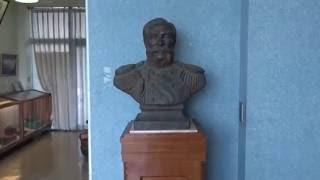 プチャーチン像 造船郷土資料博物館 戸田 静岡県