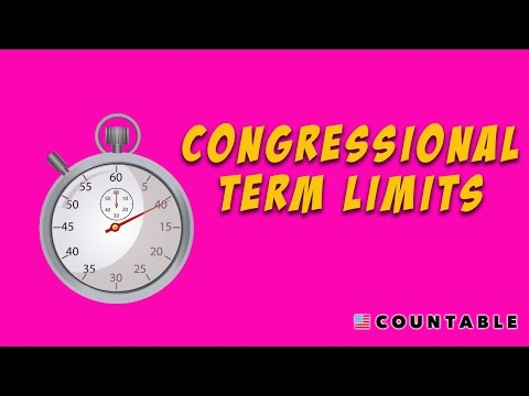Why Doesn't Congress Have Term Limits?