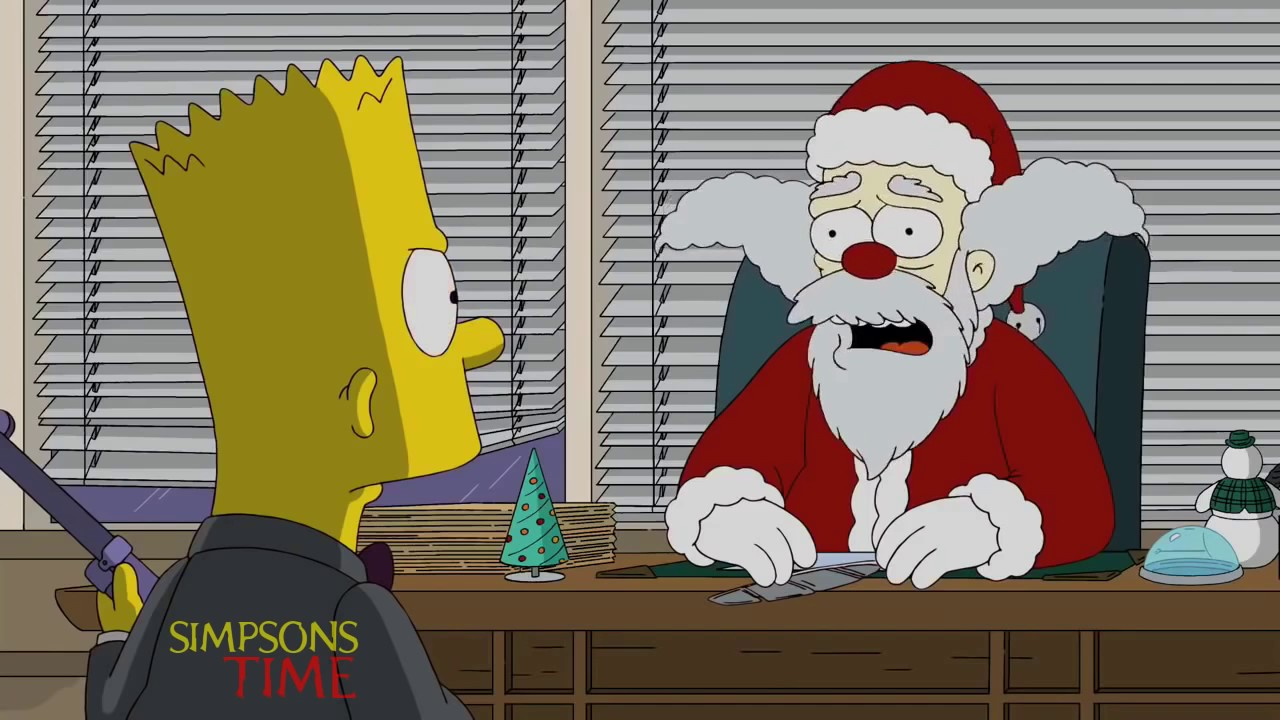 The Simpsons Christmas Episodes.The Simpsons Christmas Edition New Episodes 2