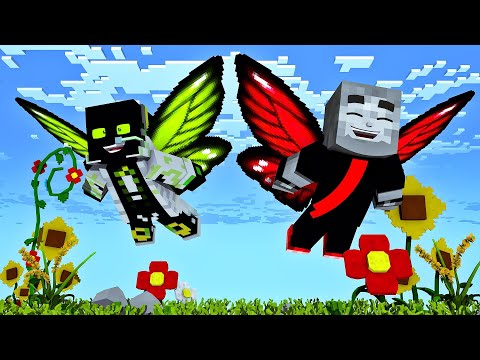 ROMAN & LARS Im FEENLAND?! - Minecraft [Deutsch/HD]