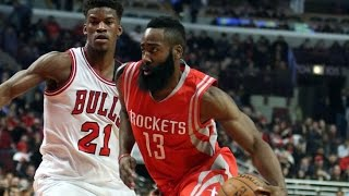Jimmy Butler Lockdown Defense on James Harden