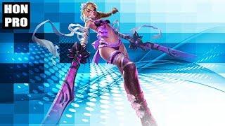 HoN Pro Swiftblade Gameplay - GrimmJaquez` - Immortal