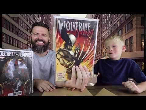 comic book haul #10