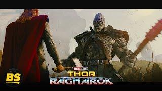 Тор 3: Рагнарек (2017)