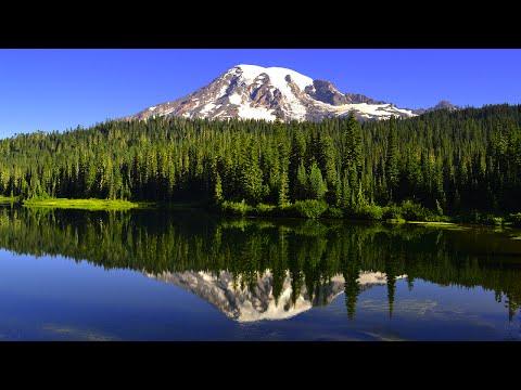 Mt. Rainier National Park - Washington's Peak of the State