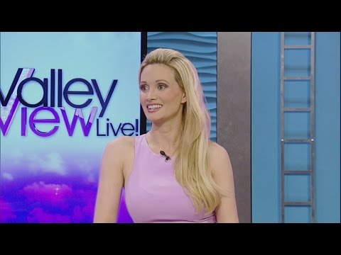 Holly Madison Returns To Valley View Live! To Chat About Book