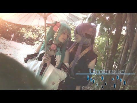 Hatsune Miku ★ Umbrella ★ - VOCALOID Live Action