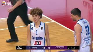 LaMelo Ball has his worst game in Lithuania