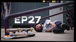 the claw machine ep27 camp woodward season 9