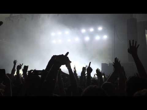 The Prodigy - Voodoo People @ Alexandra Palace Live ( London 2015 )