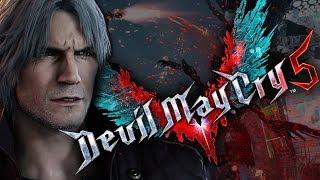 Devil May Cry 5 - Hot premierka? - Na żywo