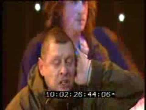 Happy Mondays - Step On (Shaun and Bez fighting) live MEN Arena 2008