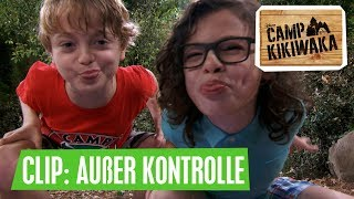 CAMP KIKIWAKA - Clip: Außer Kontrolle | Disney Channel