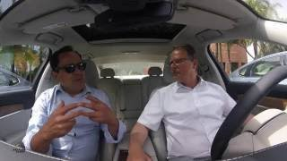 2017 Volvo S90 Safety Technologies with Sr. VP of R&D, Peter Mertens