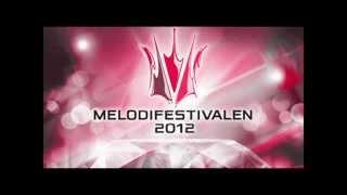 Sean Banan - Sean den förste banan Melodifestivalen 2012 HQ