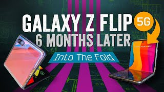 Samsung Galaxy Z Flip: 6 Months Later, Barely A Scratch [Into The Fold Episode 4]