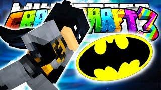 Minecraft Crazy Craft 3.0: BATMAN & Friends! (Superheros Mod)! #99