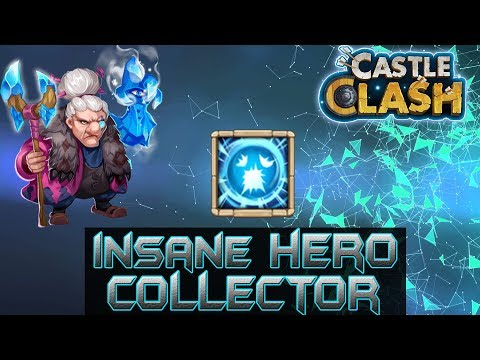 Isane! 35K Gems For Hero Collector - MaHatma | Castle Clash