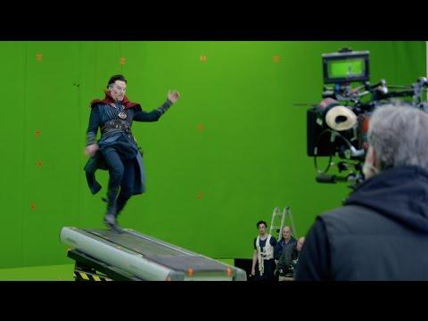 Marvel's Doctor Strange - Attraverso il tempo e lo spazio: Wire work - Featurette