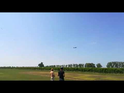 Campo volo aeromodellisti Grigliata 1 Luglio Squadriglia