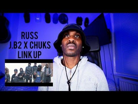 Russ Ft. J.B2 X Chuks - Link Up [London X Dublin] (Music Video) | Pressplay [Reaction] | LeeToTheVI