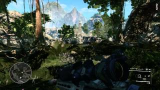 Sniper Ghost Warrior 2 - First Level on