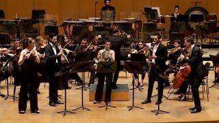 Federico Mosquera: Concierto para Quinteto de Vientos y orquesta
