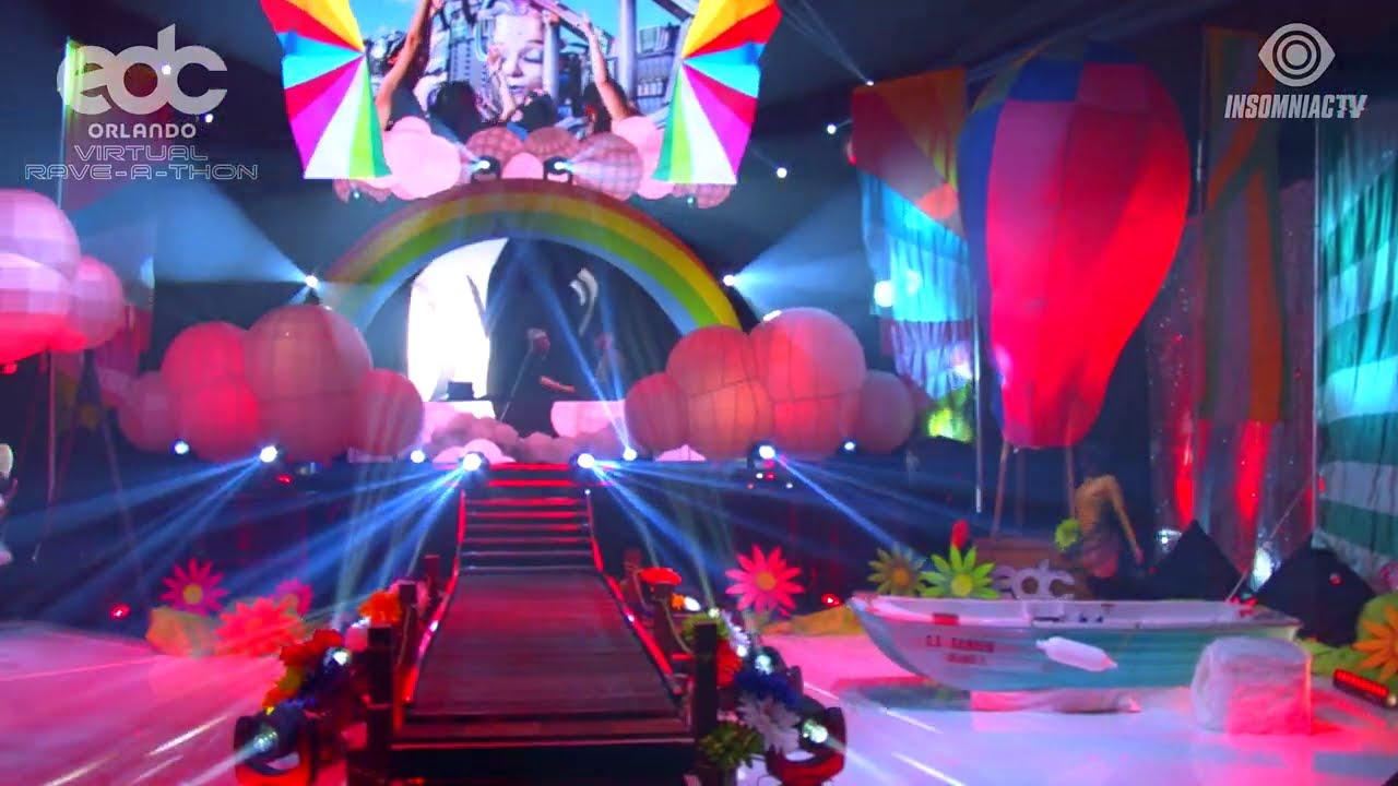 Download Showtek - EDC Orlando Virtual Rave-A-Thon (November 21, 2020)