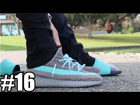 CUSTOM YEEZY V2 BELUGA!! | TIFFANY TUESDAY - EP. 16