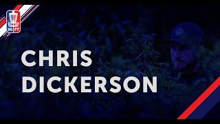 Chris Dickerson: Pro Files with Dixon Jowers