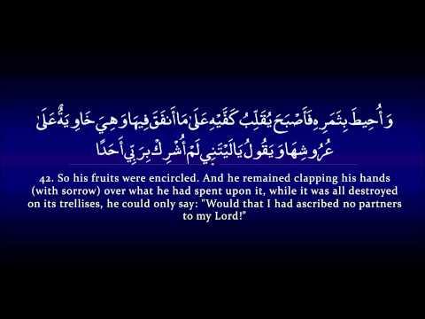 Surah Kahf | Muhammad al Luhaidan