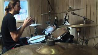 Boston - Foreplay/Long Time - Drum Cover by Andy Gentile
