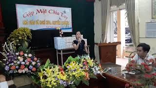 Người thầy - Cô giáo Ngọc Hà hát mộc cực chất