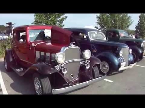 Days Of The Rumble Seat 30s Cars