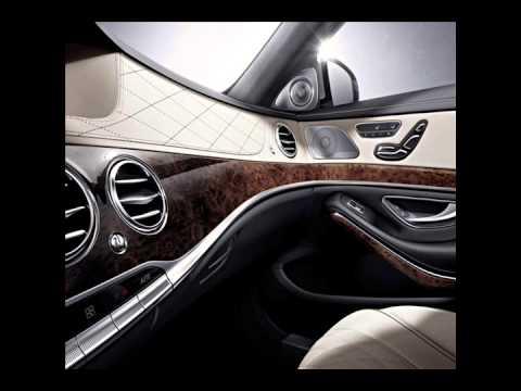 Mercedes-Benz 2014 S-Class Interior Preview